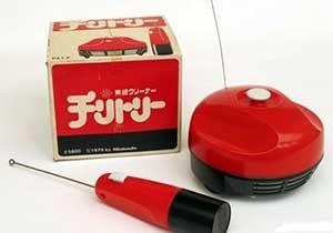 Chiritorie Saugroboter von Nintendo