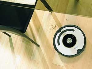 Sauglesitung des iRobot Roomba 620