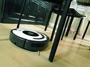 Technische Daten des Roomba 620