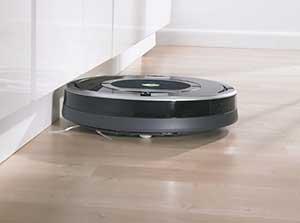 Funktionen des Roomba 780