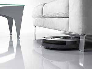 Einsatzmöglichkeiten des Roomba 780